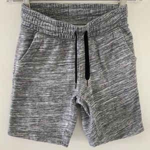 Kids Drawstring Jogger Shorts